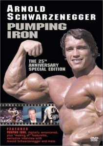 Pumping Iron Dvd Cover